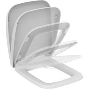 VENTUNO SLOW CLOSING SEAT&COVER - WT