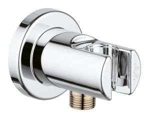 """Shower Outlet Elbow, 1/2"""""""