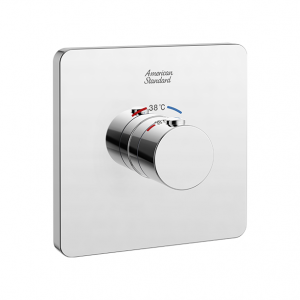Conceal Thermostatic Mixer with Trim