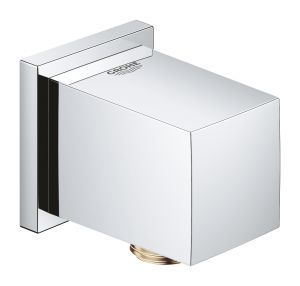 """Euphoria Cube Shower outlet elbow, 1/2"""""""