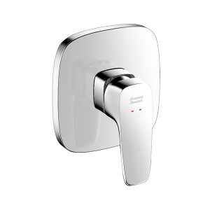 Signature conceal shower mixer with conceal body