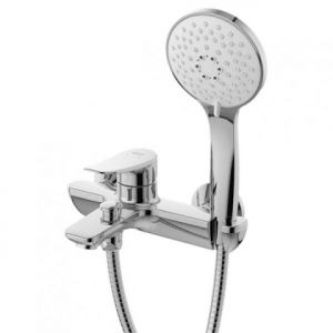 MILANO EXPOSED BATH & SHOWER MIXER WITH SHOWER KITS